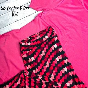 Valentine's Day Plus Size LuLaRoe Outfit
